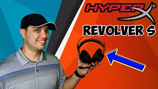 BEST GAMING HEADSET 2020!! HyperX Revolver S Full Review and Mic Test