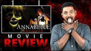 Annabelle Creation Movie Review   David F. Sandberg,  Stephanie Sigman, Talitha Bateman