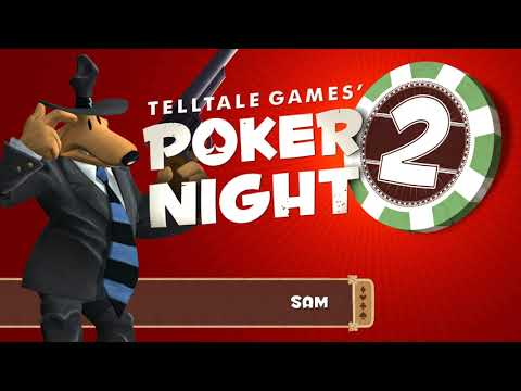 Poker Night 2 Dialogue: Sam Conversations