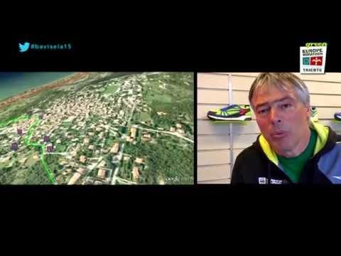 Bavisela 2015: Green Europe Marathon, nuovo percorso