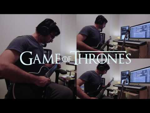 Game of Thrones score in the key of Metal