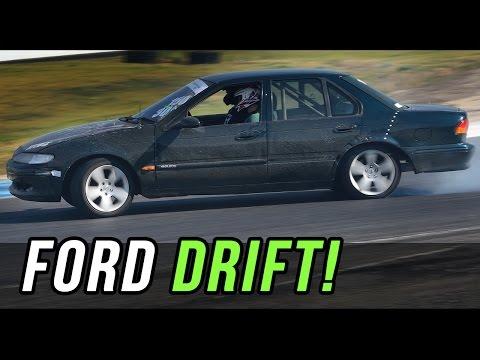 Ford Falcon turbo drifter