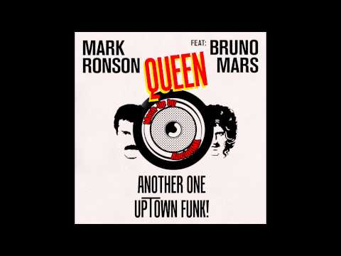 Queen Vs Mark Ronson Feat Bruno Mars - Another One Uptown Funk (Extended Mash-Up 2015 KacioRMX)