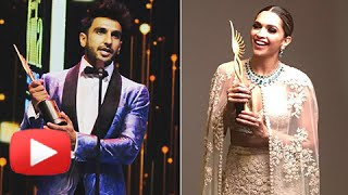Ranveer Singh Speech About Deepika Padukone At IIFA 2016