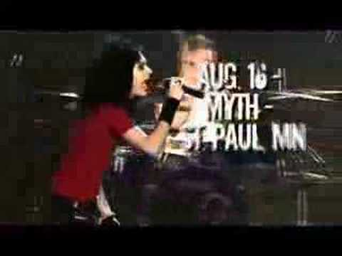 Tokio Hotel - US Tour Video August 2008