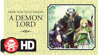 Pre-Order How Not to Summon a Demon Lord Complete Series Now!