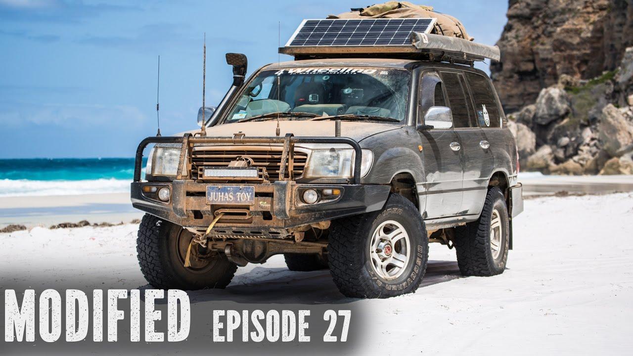 105 Series Landcruiser, Modified Episode 27