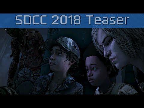 The Walking Dead - The Final Season SDCC 2018 Teaser [HD 1080P]