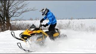 Ski Doo MXZ TNT 500ss' -Christmas Break