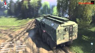 Spintires - Getting Stuck - PC