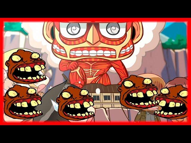 Attack On Titan - Huehuehuehue