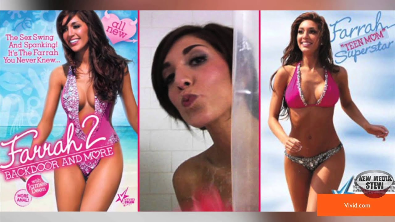 Farrah Abraham Backdoor And More Porn Video Gets Her Cut From Teen Mom