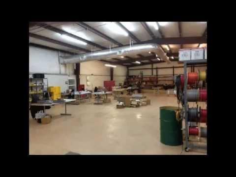 Control Panel Manufacturing
