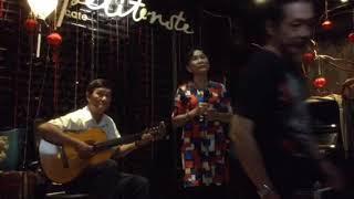 EM CHỜ ANH TRỞ LẠI ( Hoàng Nguyên ) Kim Chi hát