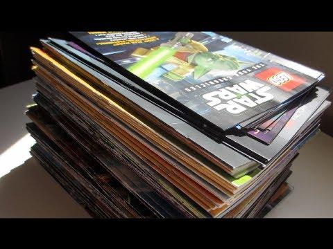 Huge Lego Club Magazine Collection (2009-2013)