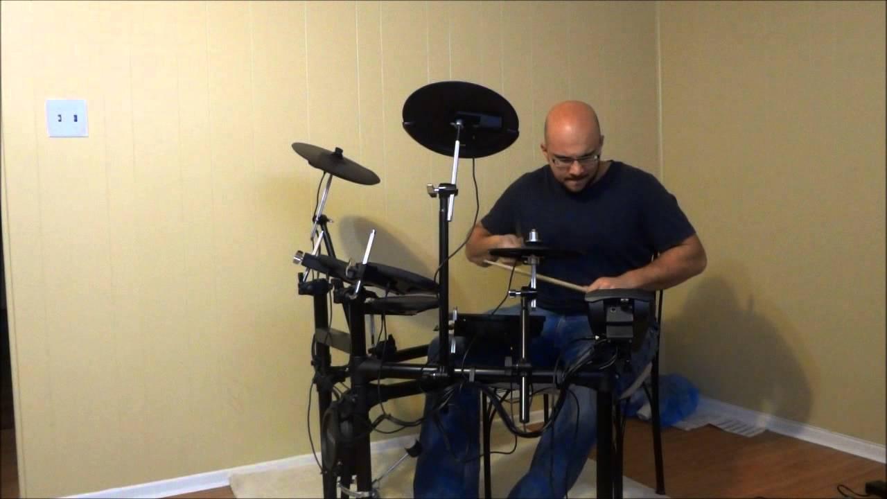 Simple Play-Along Drumming Beats (100 BPM, 120 BPM, 130 BPM)