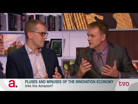 Pluses and Minuses of the Innovation Economy