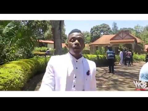 Bahati ft.Rayvanny Nikumbushe Behind the Scenes (Part 1) thumbnail