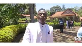 Bahati X Rayvanny Behind the Scenes (Part 1)