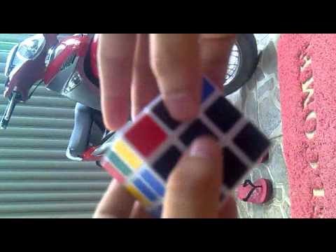 xoay rubic 3x3x3