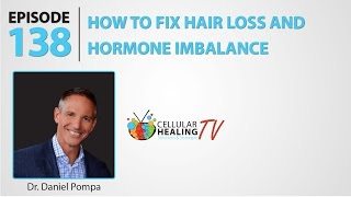 How To Fix Hair Loss and Hormone Imbalance  - CHTV 138