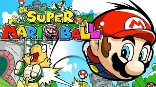 Let's Test # 199 ★ SUPER MARIO BALL / MARIO PINBALL LAND