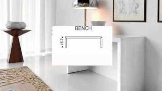 Portofino Modern Console Table By Cattelan Italia