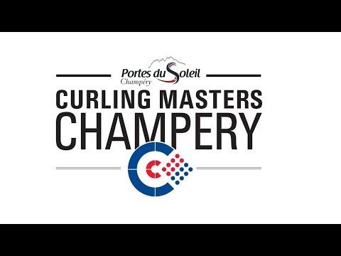 Curling Masters Champery 2017, Round Robin, Team Retornaz (ITA)  - Team Edin (SWE)