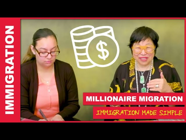 How do millionaires move to America? | America's Best Immigration Attorneys? | Margaret W. Wong