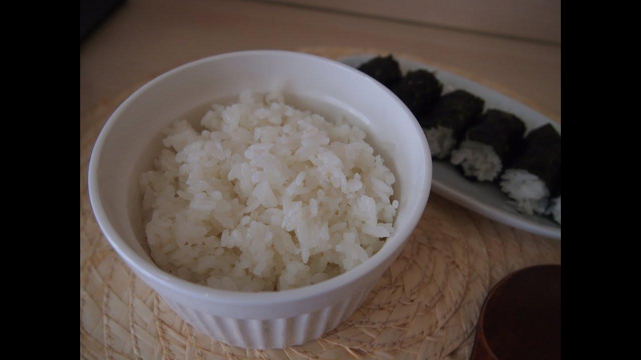 Корейская кухня: Как приготовить рис для корейских блюд или пап (밥) + простая закуска из риса