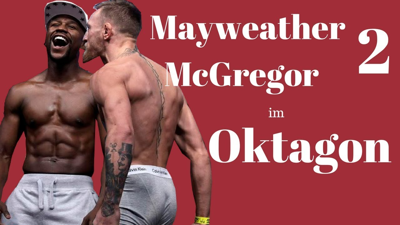 Mcgregor Vs Mayweather Kampf