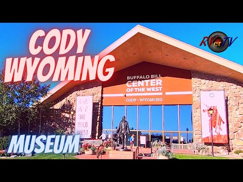 Buffalo Bill Museum - Cody Wyoming