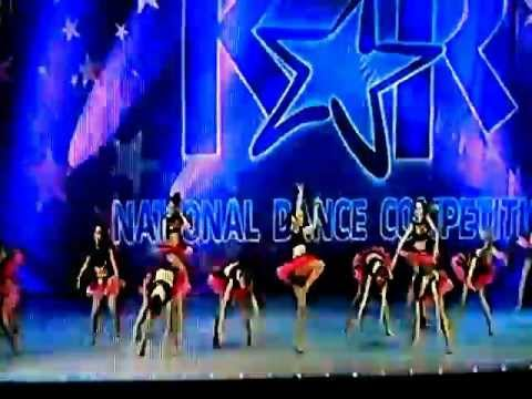 Center Stage Dance-Lets Go Crazy