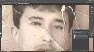 Как отреставрировать старое фото