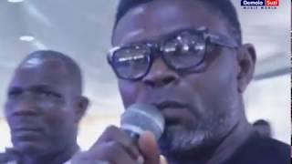 Demola Suzi @ Kings Mega Events Hall, Ilesa for the Funeral of Late Justice Adedeji 1