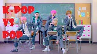 K-Pop Vs Pop (With The Same Name)