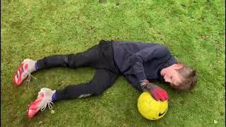 Goalkeeper Drill No.1