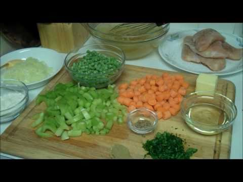 Americas Test Kitchen: Chicken and Dumplings