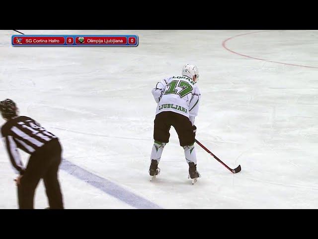 Live di StreamingSport.it - SG Cortina Hafro vs Olimpija Ljubljana