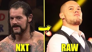 10 Wrestlers That Look VERY DIFFERENT NOW Compared To In NXT!