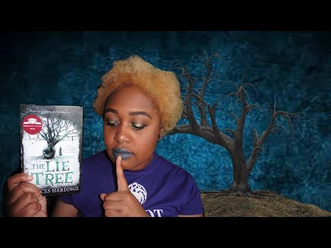 The Lie Tree | Bookish Look & Review