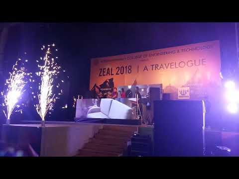 DJ SHAAN || ZEAL 2018|| VCET VASAI || SHAANMUSIC