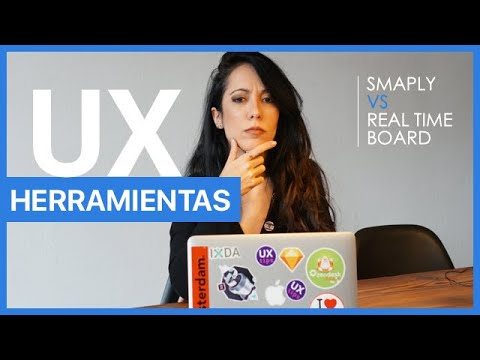 Herramientas para UX: Smaply vs Real Time Board