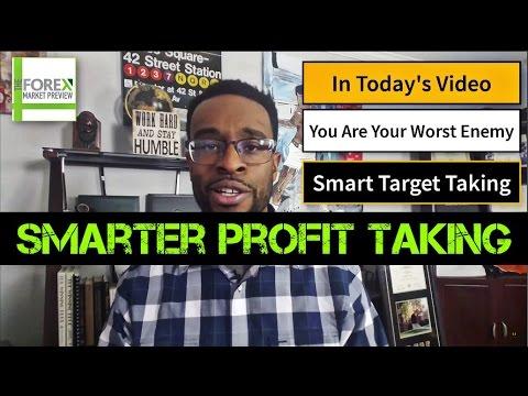 FOREX TRADING: Smarter Profit Taking