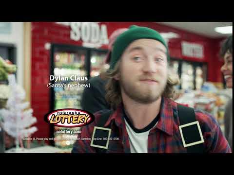 2017 Nebraska Lottery Holiday Commercial, 6-second #2