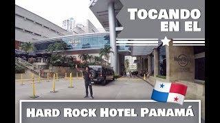 Tocando En El Hard Rock Panama - Jorge Celedon y Sergio Luis Rodriguez