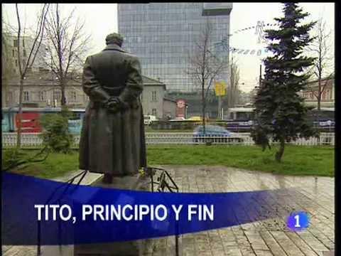 Bosnia - Tito, principio y fin.  El padre de la Yugoslavia moderna (2010)