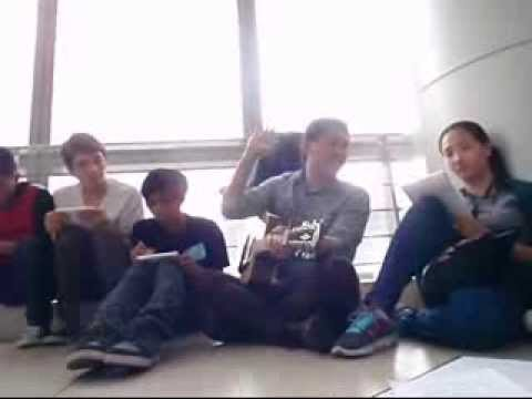 Colgate Fresh Jam Manila - Team Lem (song composition brainstorming)