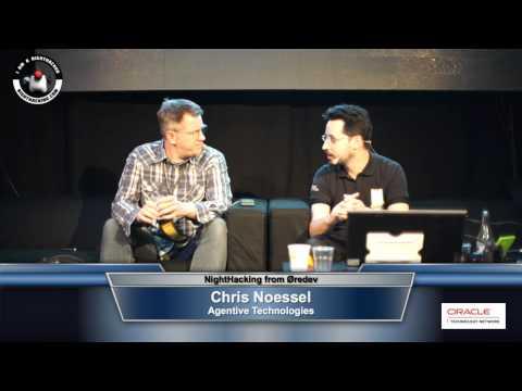 Chris Noessel on Agentive Technologies