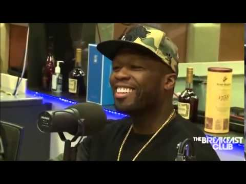 50 Cent - The Breakfast Club Interview FULL